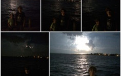 Awesome Lightning Storm!