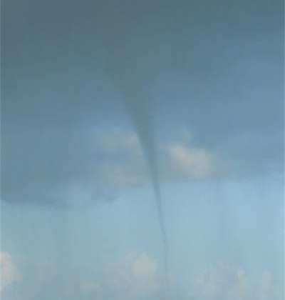 Two Waterspouts = Huge Adrenaline Rush!!!