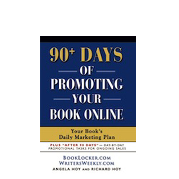 Kudos To 90+ Days Of Promoting Your Book Online!