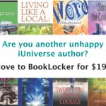 Are you another unhappy iuniverse author?