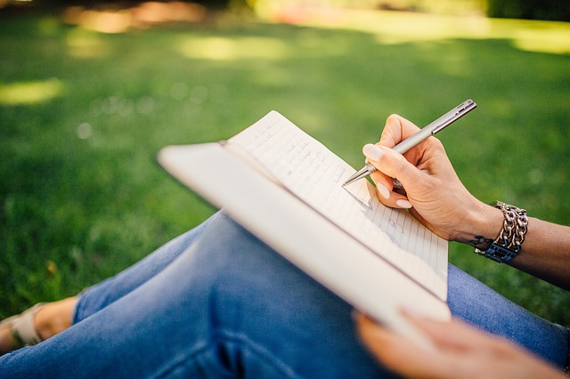 Hand, Writing