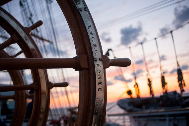 Ship, Helm