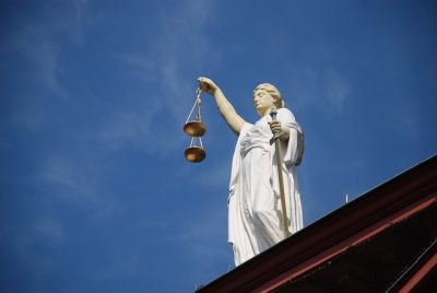 Lady, Justice