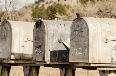 Mail, Box