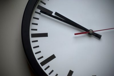 Wall, Clock