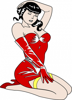 Pinup, Girl