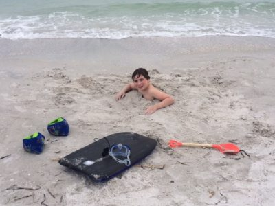 Funny Photos from Our Beach Vacation! No, REALLY!
