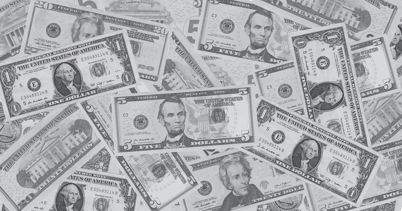 Five, Dollars