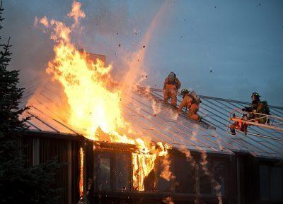 House, Fire