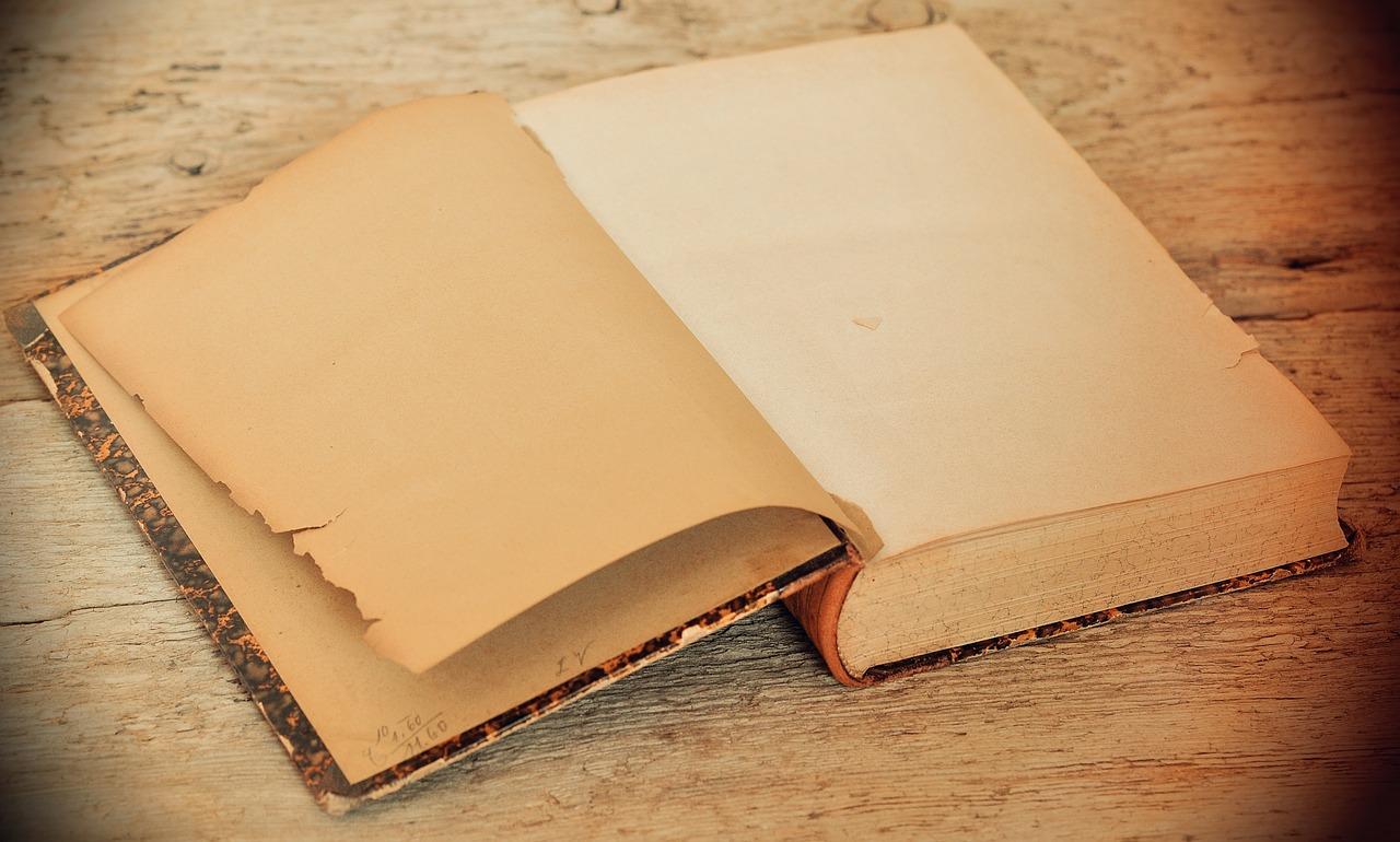 Empty, Book