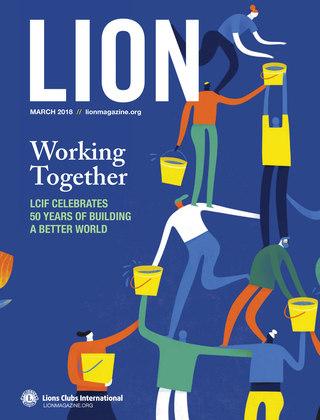 Lion Magazine