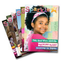 Sparkle Magazine
