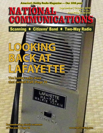 National Communications Magazine