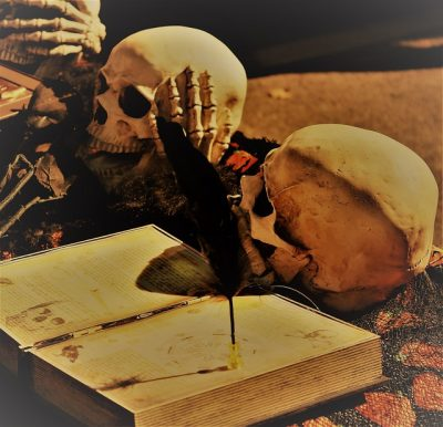 Scaring for Pay: 10 Paying Horror Markets for Writers! – By Alex J. Coyne
