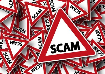 Could That Freelance Book Editor Be Scamming You? by Lindsey Danis