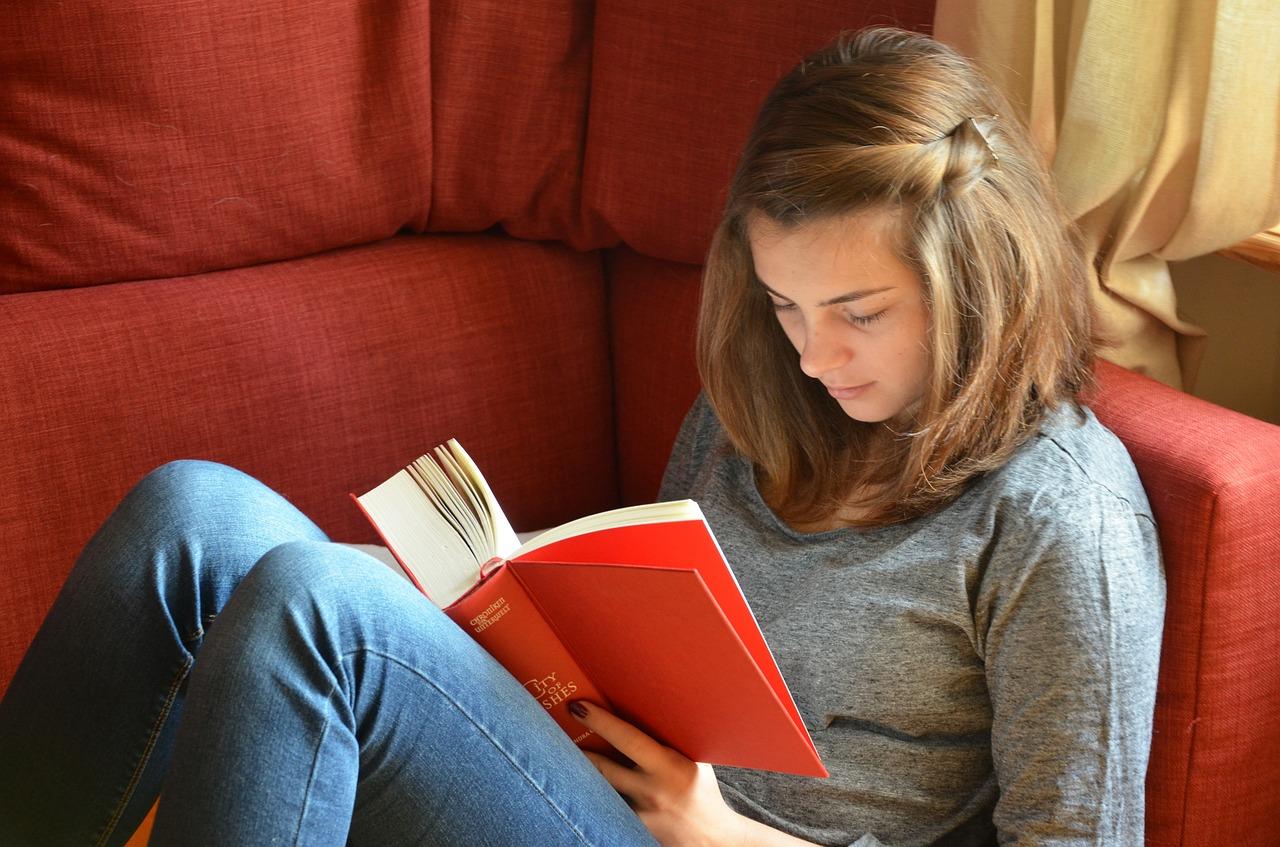 Teenager, Reading