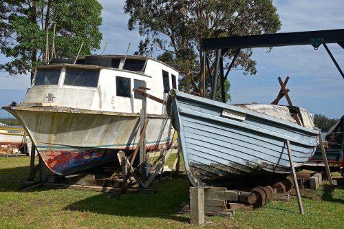Boat, Yard