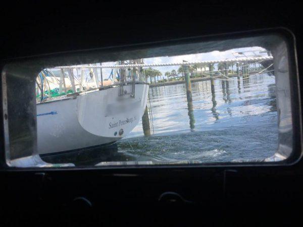 Goodbye, Ghost Boat...