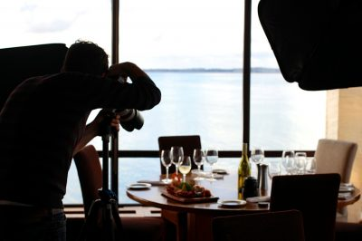 Photographing, Food