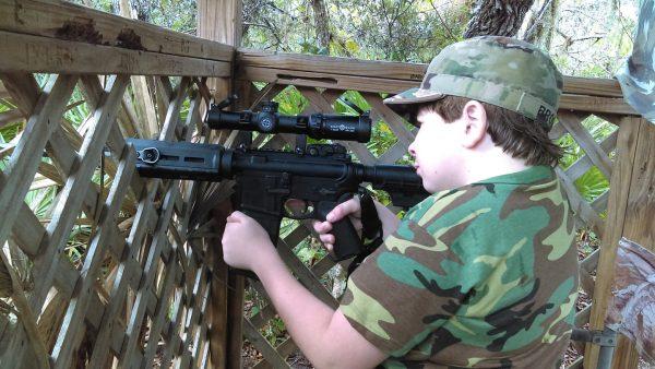 THE HOY BOYS GO HOG WILD! How Much Ammo Did Mason (age 12) Need On His First Hog Hunting Trip?