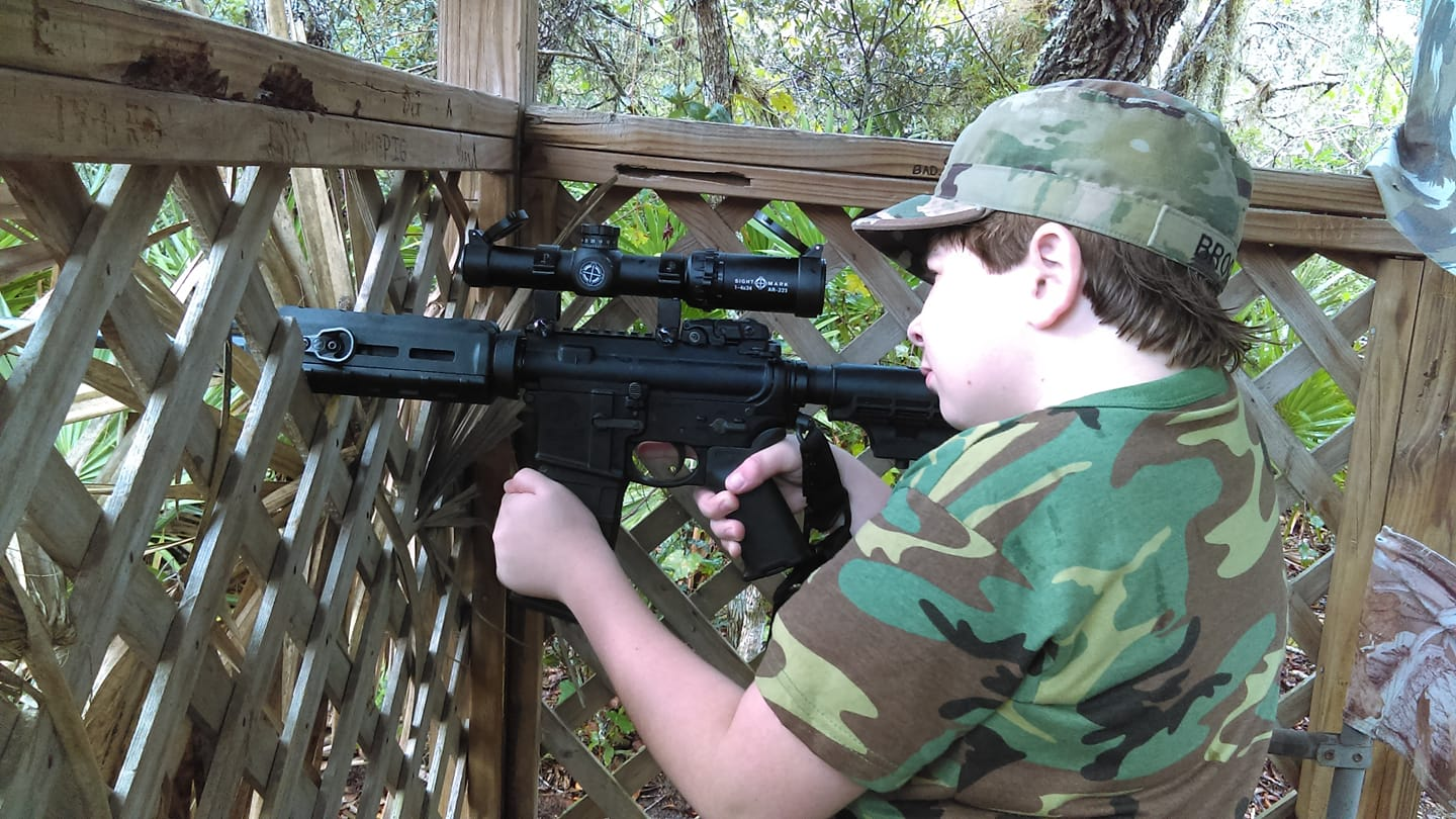 THE HOY BOYS GO HOG WILD! How Much Ammo Did Mason (age 12) Need On His First Hog Hunting Trip?