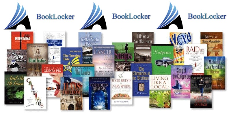 """If I use BookLocker to publish my book, how many cover designs do I get to choose from?"""