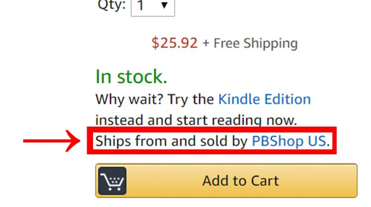 """Did Amazon """"Give"""" Your Buy Button to a 3rd Party Seller and is Your List Price Way Too High? WE HAVE A TIP FOR YOU!"""