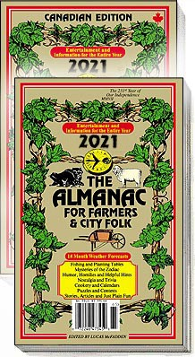 The Almanac for Farmers & City Folk