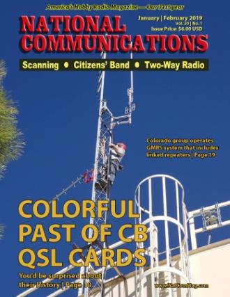 National Communications Magazine