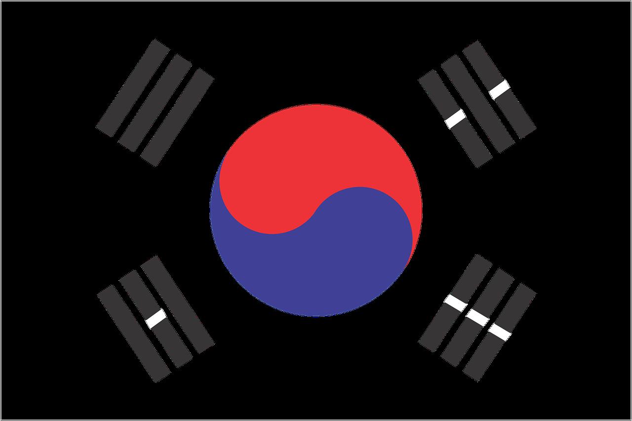 South, Korea