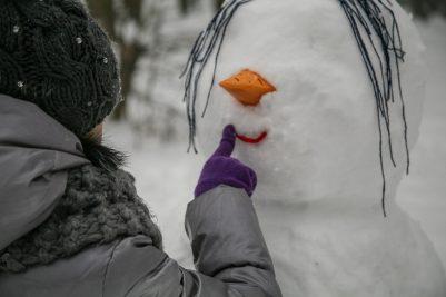 Snowman, Woods