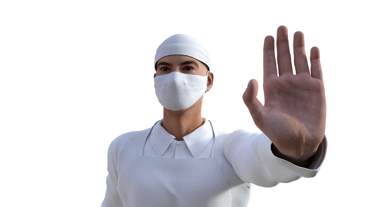 Surgical, Mask