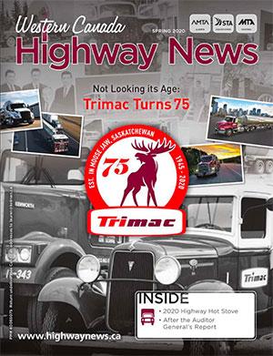 Western Canada Highway News