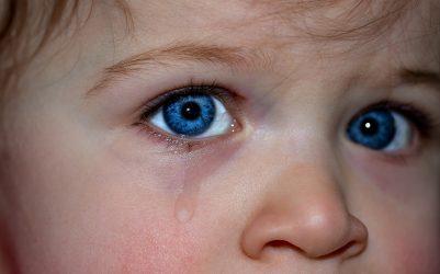 Crying, Child