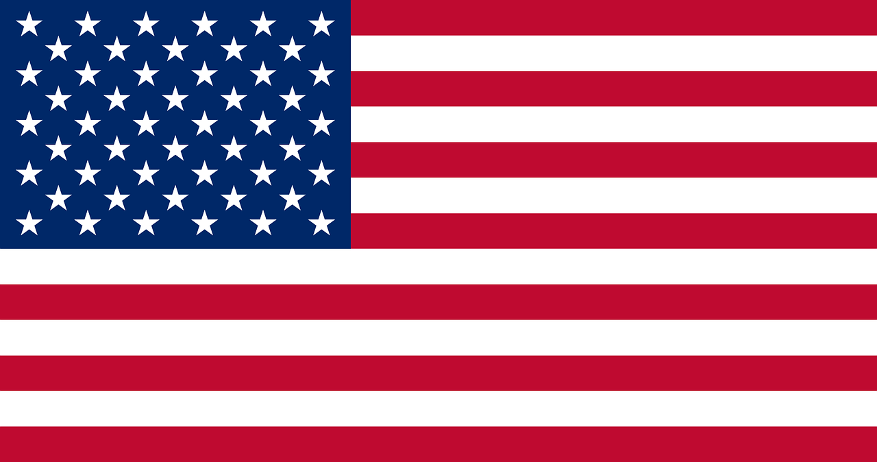 American, Flag