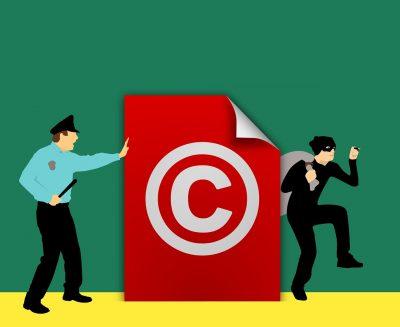 Copyright, Theft