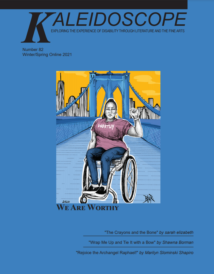 Kaleidoscope: Exploring the Experience of Disability through Literature and the Fine Arts
