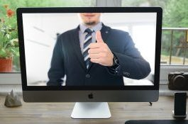 Lights, Camera, You're Hired!: How to Nail That Virtual Interview – by Louisa Eunice