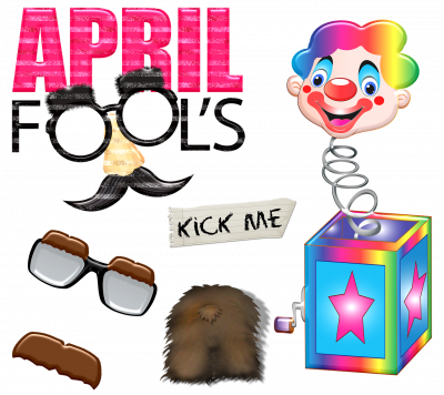 Best April Fool's Joke EVER!! - by Angela Hoy and Brian Whiddon
