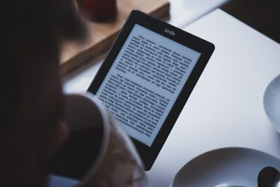 Why I'm Reading Fewer Books on My Kindle – by TM Jacobs