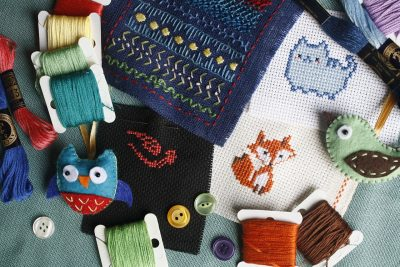 How to Cash in on Crafts By Ruth Schiffmann