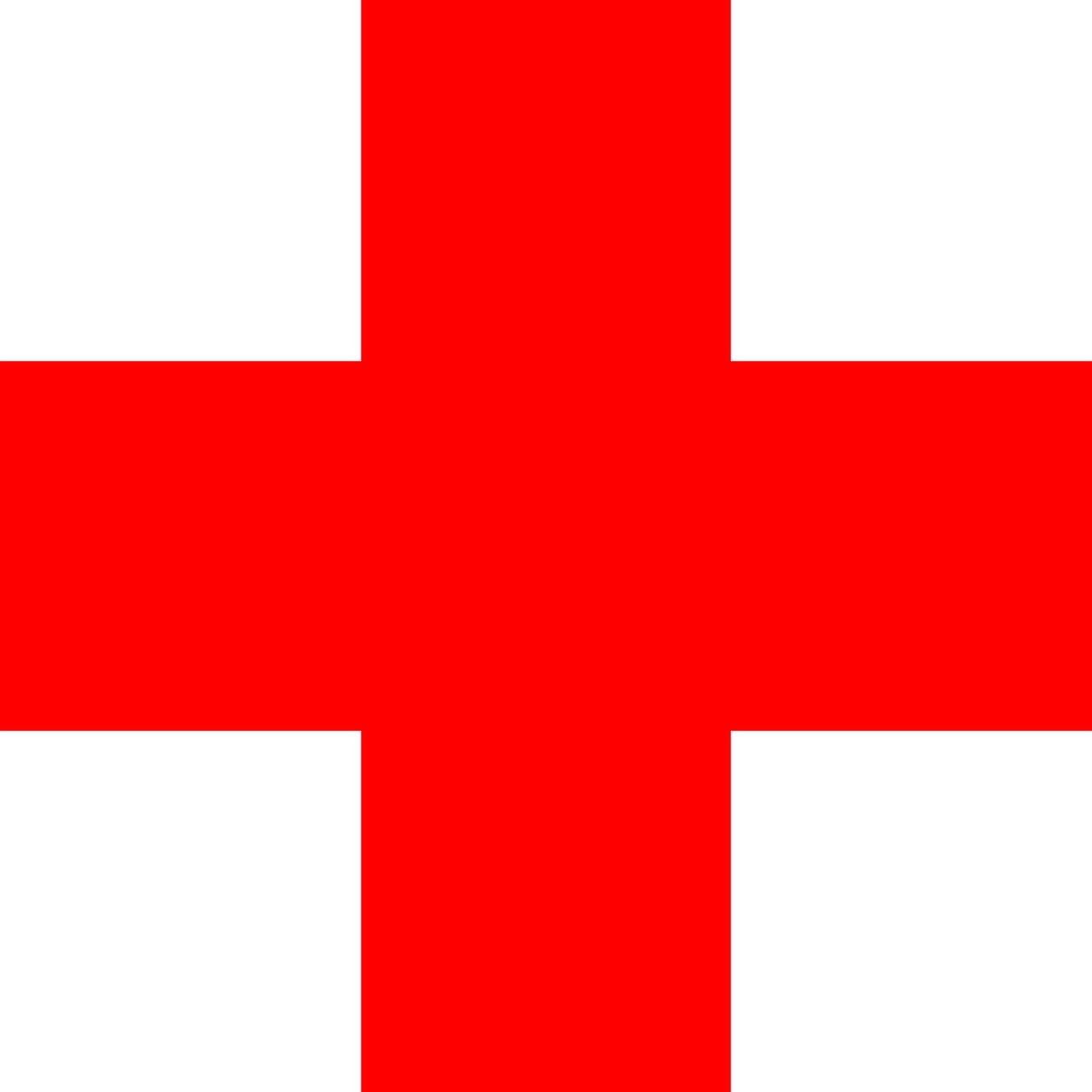 Red, Cross