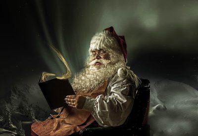 Christmas, Book