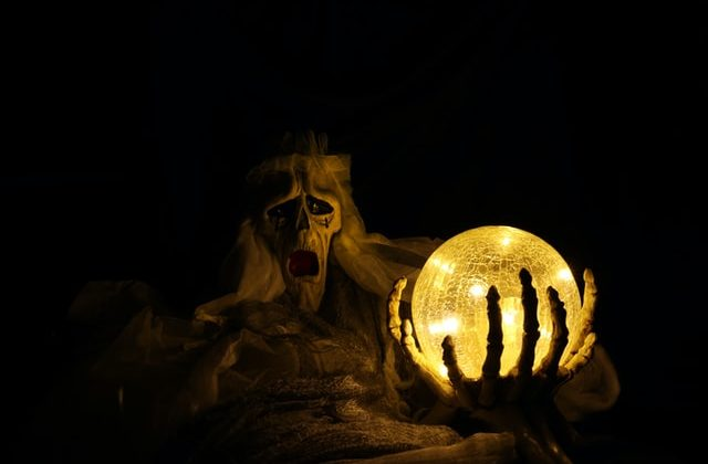 OH, THE HORROR! 7 Ways to Frighten the Pants Off Your Readers! – by Chris Saunders